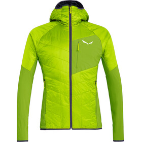 Salewa Ortles Hybrid TW CLT Jacket Men lime punch